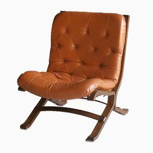 Easy Chair by Ingmar Relling for Westnofa, 1960s
