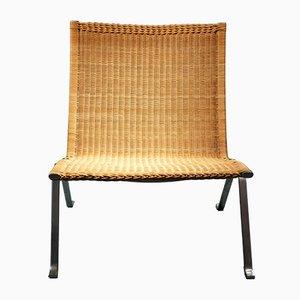 Vintage PK22 Stuhl von Poul Kjaerholm für E. Kold Christensen
