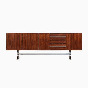 French Silvie Sideboard by Jean René Caillette for Charron, 1961