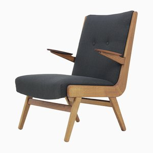 Danish Teak Easy Chair, 1960s