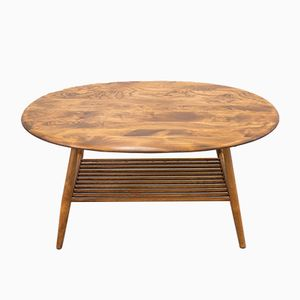 Vintage Coffee Table by Lucien Randolph Ercolani for Ercol