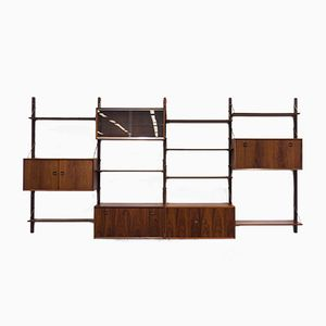 Vintage Large Wall Unit by Louis van Teeffelen for Topform