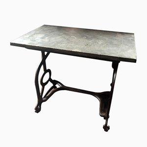 Tavolo da cucito, XIX secolo