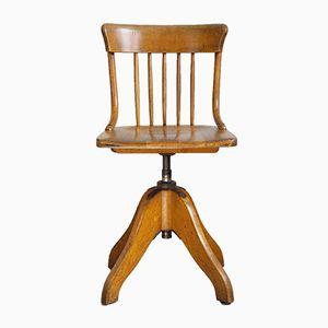 Chaise de Bureau Der Federdreh par Albert Stoll, 1920s