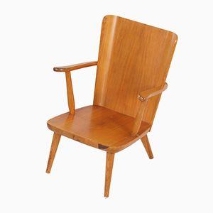 Schwedischer Sessel von Goran Malmvall für Svensk Fur, 1940er