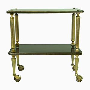 Classic Brass Serving Trolley