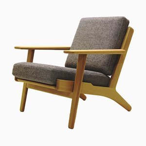 GE 290 Sessel von Hans J. Wegner für Getama