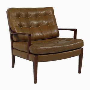 Vintage Löven Sessel von Arne Norell