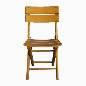 Childrens Folding Chair from Herlag, 1940s