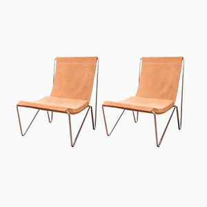 Mid-Century Bachelor Chair by Arne Jacobsen for Fritz Hansen