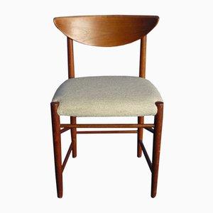 Mid-Century Model 316 Chair by Peter Hvidt & Orla Mølgaard Nielsen for Søborg Møbelfabrik