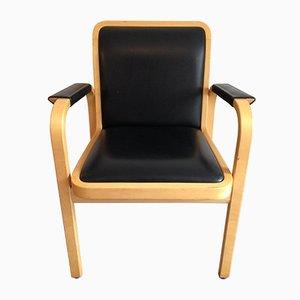Vintage E45 Chair by Alvar Aalto for Artek