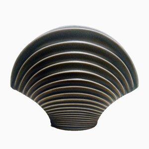 Muschelförmige Porzellanvase von Rosenthal, 1970er