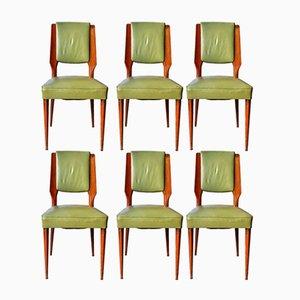 Mid-Century Stühle von Paolo Buffa, 6er Set