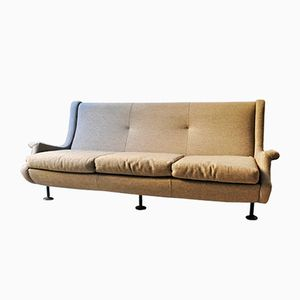 Mid-Century Regent Sofa by Marco Zanuso for Arflex