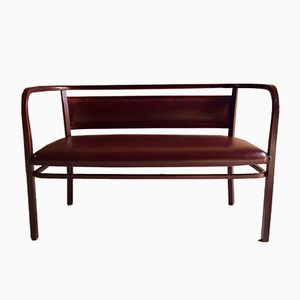 Model 3 Bentwood Bench by Otto Wagner for Thonet, 1900s