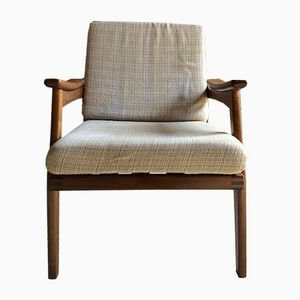Teak Lounge Chair by Centa Circa, 1960s