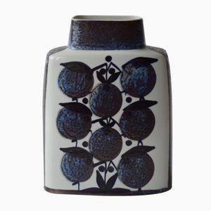 Mid-Century Scandinavian Tenera Vase by Grethe Helland Hansen for Royal Copenhagen