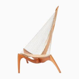 Harp Chair von Jørgen Høvelskov für Jørgen Christensen, 1963