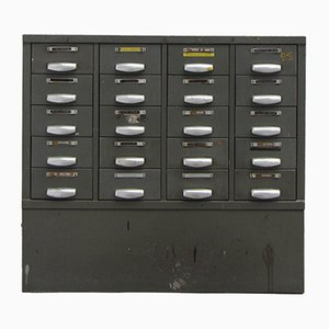 Belgian Tool Cabinet from Acior, 1950s