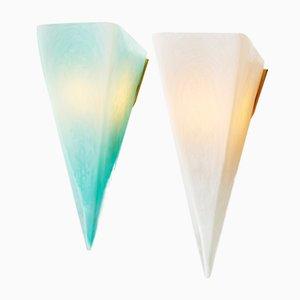 Pavillion Sconce from Bianco Light & Space, 2017