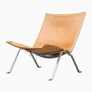 PK-22 Lounge Chair by Poul Kjaerholm for E. Kold Christensen, 1956