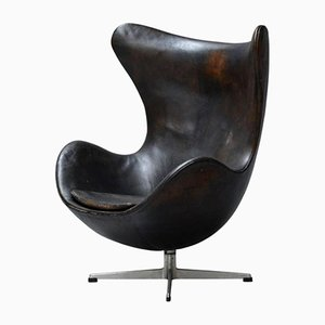 Egg Chair by Arne Jacobsen for Fritz Hansen, 1960s