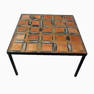 Coffee Table by Roger Capron for Vallauris, 1950s