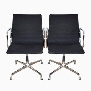 EA108 Schreibtischstühle von Charles & Ray Eames für Herman Miller, 2er Set