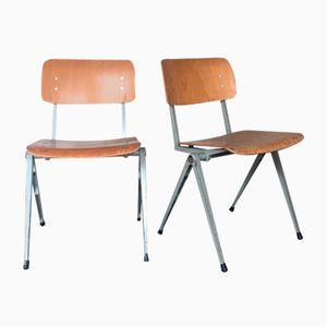 Industrial School Stacking Chair, 1961