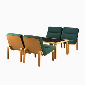 Danish Living Room Set by Thygesen & Sørensen for Magnus Olesen, 1970s