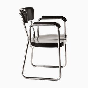 B261 Stuhl von Emile Guillot für Thonet, 1930er