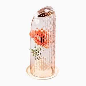 Vaso OP rosa alto di Bilge Nur Saltik per Form&Seek