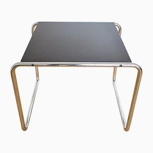 Table d'Appoint Bauhaus par Marcel Breuer pour Gavina