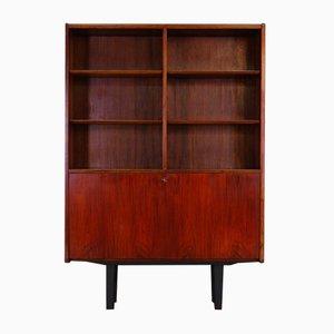 Vintage Rosewood Veneer Cabinet by Carlo Jensen for Hundevad & Co.