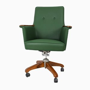 Swivel Office Chair from Castelli, 1970s