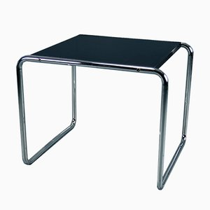 Vintage Laccio Side Table By Marcel Breuer For Gavina