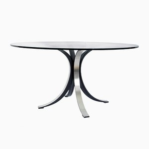 T69 Center Table by Osvaldo Borsani and Eugenio Gerli for Tecno, 1960s
