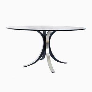 T69 Center Tisch von Osvaldo Borsani und Eugenio Gerli für Tecno, 1960er