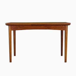 Dänischer Vintage Tisch mit Teak-Furnier