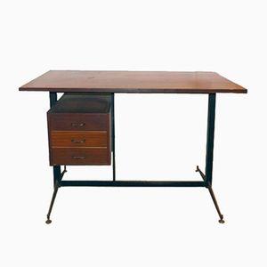 Mid-Century Italian Desk, 1940s