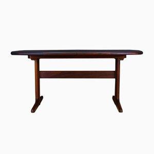 Dänischer Tisch mit Palisander-Furnier von Skovby
