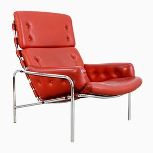 Dutch Nagoya Easy Chair by Martin Visser for 't Spectrum, 1960s