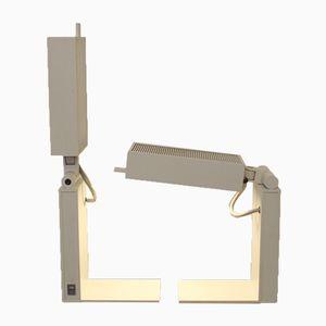 Lampade orientabili, anni '80, set di 2