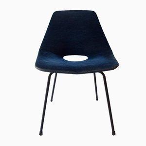 Amsterdam Stuhl von Pierre Guariche für Steiner, 1950er