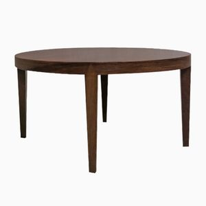 Danish Rosewood Coffee Table from Haslev, 1960s