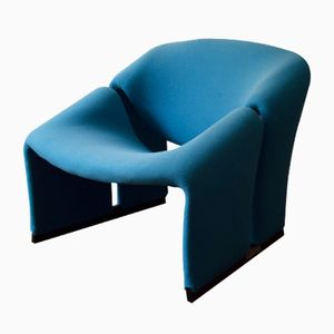 Groovy Lounge Chair by Pierre Paulin for Artifort, 1960s