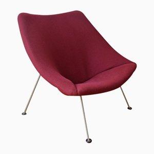 Oyster Sessel von Pierre Paulin für Artifort, 1960er