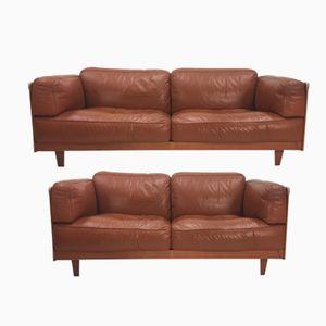 Sofa Set von Poltrona Frau, 1986