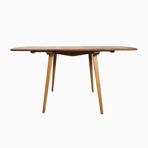 Drop-Leaf Dining Table by Lucian Ercolani for Ercol